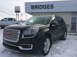 2016 GMC Acadia Denali**Leather-Remote start-backup cam**