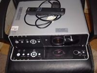 for sale tv projector lcd panasonic full working ready to go