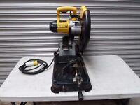 DeWalt DW872L-XW Metal Cutting Chop Saw - 110v