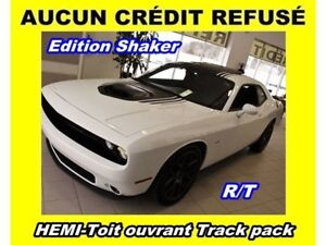 2017 Dodge Challenger R/T *SHAKER* HEMI *TOIT OUVRANT* TRACK PAC
