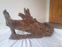 Extra Large Bogwood Driftwood Piece for Fish Tank Ornament