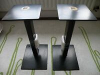 Foundation Speaker Stands (for the audiophile)