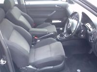 VW MK4 IV BORA RECARO BUCKET SEATS 97-05 GREAT CONDITION COMPLETE SET FRONT AND BACK