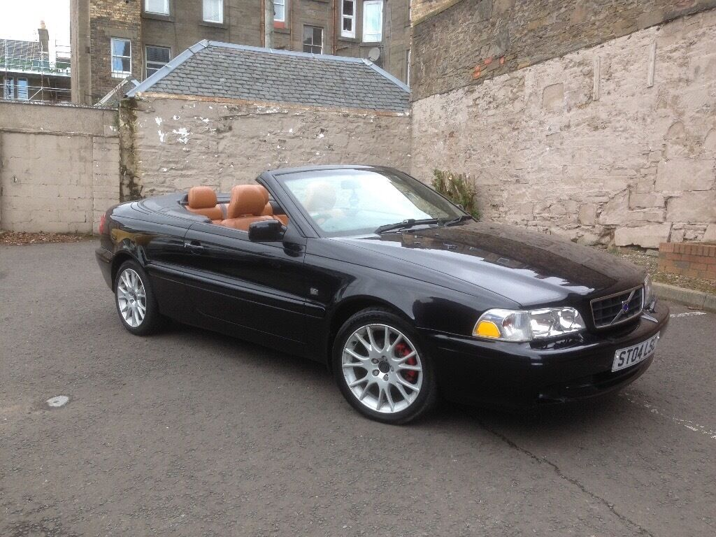 2004 volvo c70 collection 2 0t turbo manual 5 cylinder