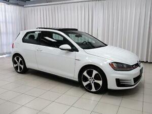 2015 Volkswagen GTI TEST DRIVE TODAY!!! GTI 2 DOOR HATCH w/ HEAT