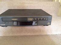 Panansonic video recorder NV-HD90