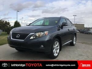 Certified 2011 Lexus RX 350 Touring Pkg - Please TEXT 403-894-76