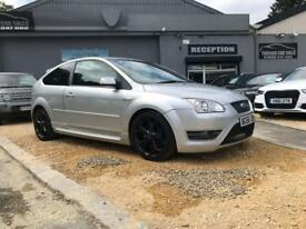 FORD FOCUS 2.5 ST-3 3d 225 BHP (silver) 2006