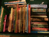 Over 120 children's books
