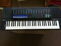 Casio tone bank CT670 with stand