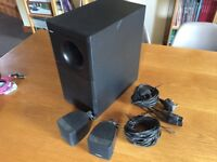 BOSE ACOUSTIMASS 3 SERIES IV SPEAKER SYSTEM