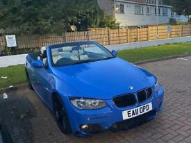 image for Bmw 320d e93 convertible for sell