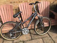 Ridgeback ladies bike