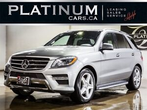 2015 Mercedes-Benz M-Class ML350 BlueTEC, AMG S