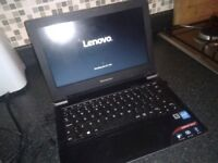 Lenovo laptop In excellent working condition, barely used with original charger.