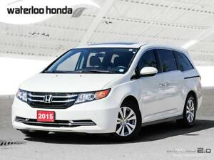 2015 Honda Odyssey EX-L Sold Pending Customer Pick Up...Back...