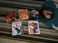 Mix dvds