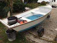 16' Falmouth Bass Boat