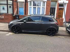 Vauxhall corsa 2013 only 34000