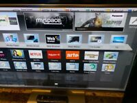 """42"""" PANASONIC SMART WIFI TV CAN DELIVER"""