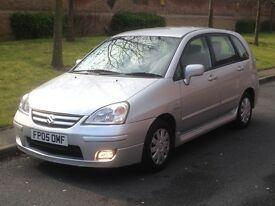 * Bargain * 2005 Suzuki Liana 1.6 GLX Auto petrol 5dr Hatchback - 12 Months MOT - P/X welcome