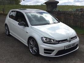 STUNNING!(2015)VOLKSWAGEN GOLF R 380BHP!!//FULL SERVICE HISTORY//PAN ROOF ALL EXTRAS