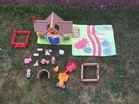 Happy lands farm set