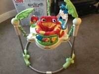 * Fisher Price Jumperoo * with Box (Excellent Condition)