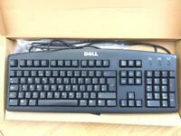Dell computer keyboard and mouse