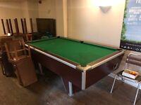 Pool Table Bargin