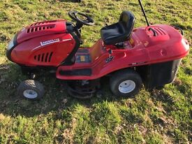 Lawnflite 703 auto drive hydrostatic/ride on mower no vat