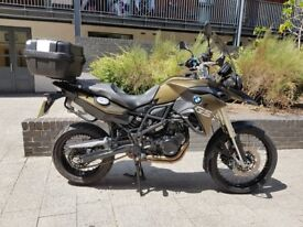 BMW F800GS FULL OPTIONAL in great condition