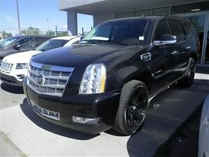 2012 Cadillac Escalade Platinum-AWD-Hybrid-Leather-NAV-Sunroof-D
