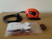 Black and Decker Mouse Detail Palm Sander