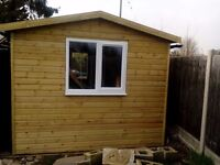 SHED 10' X 12'