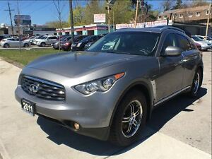 2011 Infiniti FX35 NAV~360 CAMERA~2 SETS OF TIRES