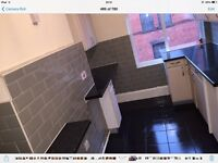 3 bedroom huge flat above shop in Aigburth. Opposite lark lane, double glazed, GCH. New bathroom