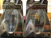 Star trek - Pike And Original Spock (Galaxy Collection)