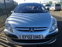 Peugeot 307 1.6 16v LX 5dr Petrol Auto with Low Mileage