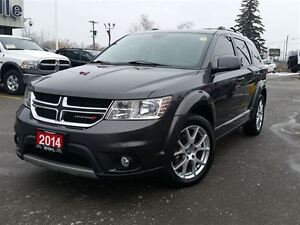 2014 Dodge Journey Limited-Trailer tow Group-Back up Camera