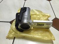 Camcorder with FREE Bag - Sony Handycam DCR-SR37E