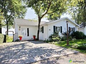 257 000$ - Bungalow à vendre à Ste-Anne-De-La-Perade