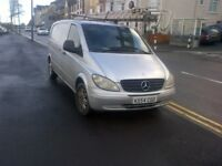 MERCEDES VITO VAN LOW MILEAGE 5 MONTHS MOT (SPARES OR REPAIR) NOW SOLD