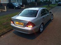 Mercedes c 220 cdi 1200 £