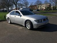 2003 BMW 745i Auto with LPG/Autogas
