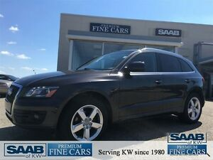 2012 Audi Q5 3.2L AWD Pano roof NoAccidents