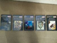 5x Marvel Graphic Novels