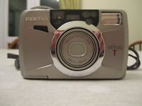 PENTAX EFINA T APS FILM CAMERA