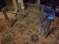 GLASS TV STAND - FREE DELIVERY!