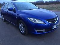 SALE! Bargain Mazda 6 diesel, long MOT no advisories ready to go